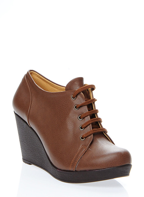 Fox Shoes Ayakkabı Taba